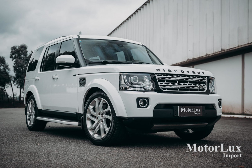 Land Rover Discovery Hse Diesel