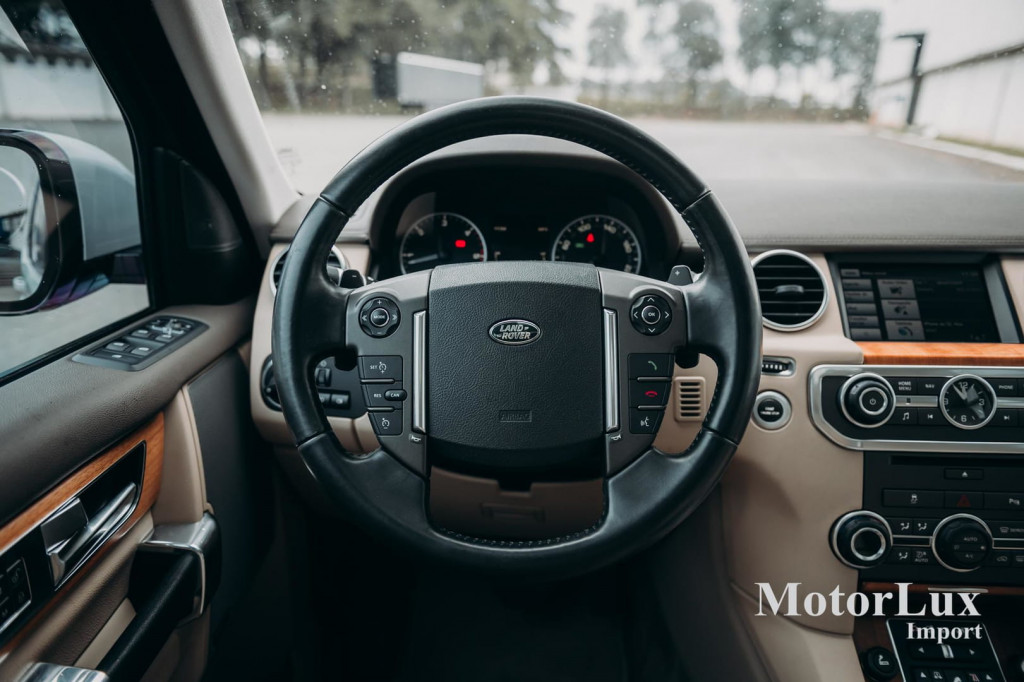 Imagem do veículo Land Rover Discovery Hse Diesel