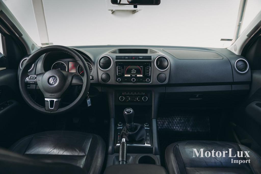Imagem do veículo Volkswagen Amarok Cd 4x4 High