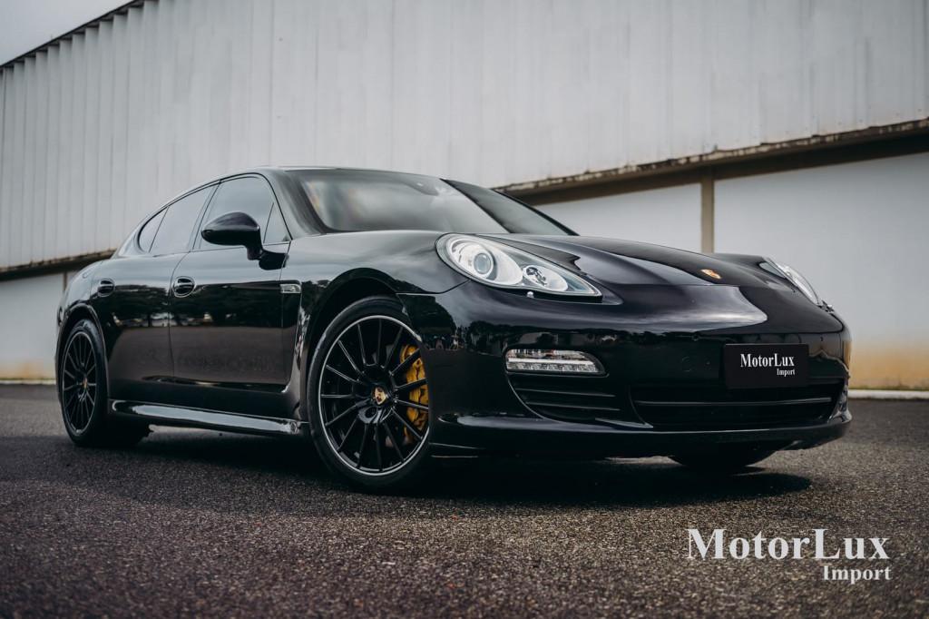 Imagem do veículo Porsche Panamera 3.6 300 Cv