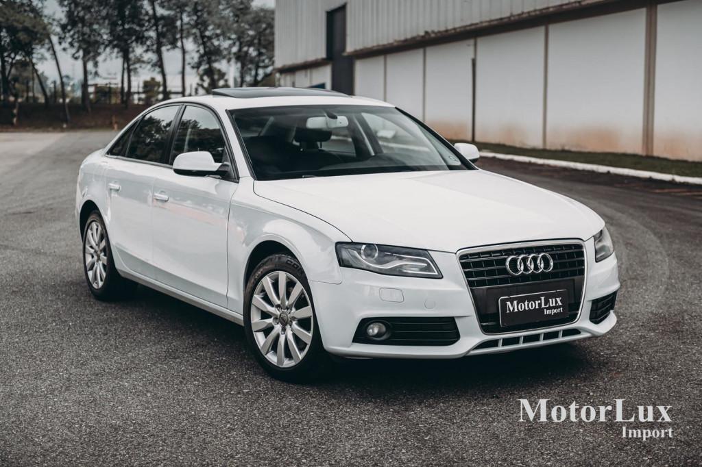 Audi A4 2.0 20v Tb Fsi 183cv Mult Gas 4p