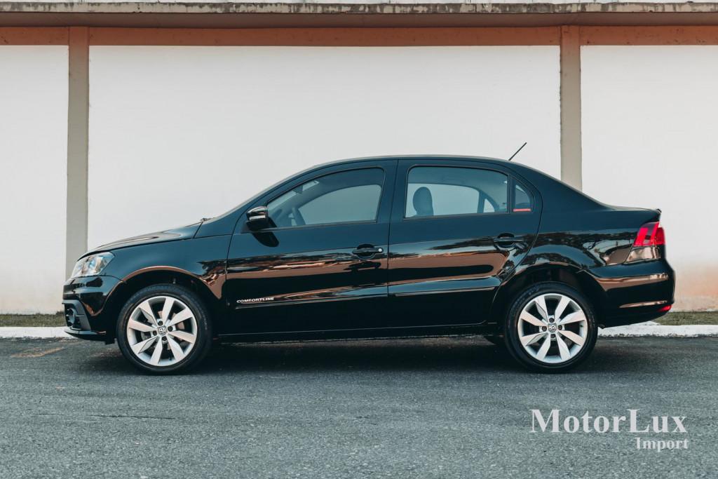 Imagem do veículo Volkswagen Voyage Cl Mb