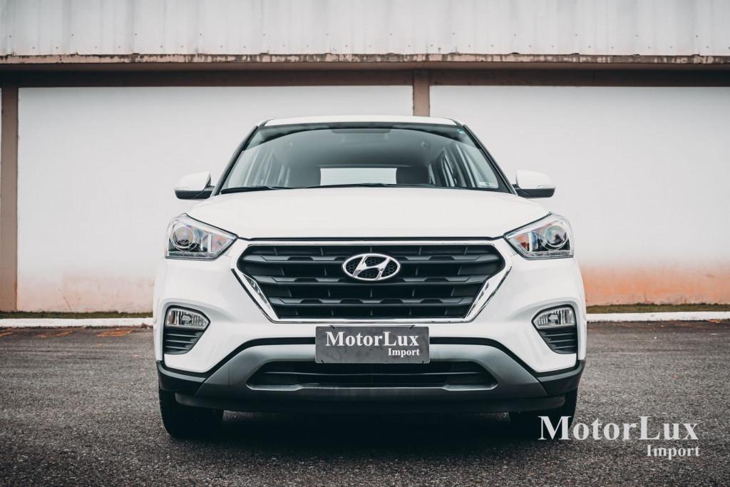 Hyundai Creta Prestige Automatico