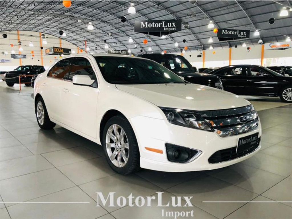 Ford Fusion Sel 3.0 V6 Awd