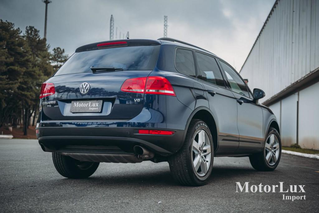 Imagem do veículo Volkswagen Touareg 4x4 3.6 V6 24vtiptronic 4p