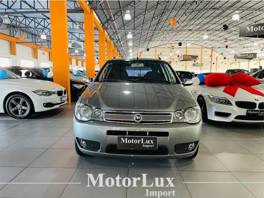 Fiat Palio Weekend 1.4 Elx 8v Flex 4p Manual