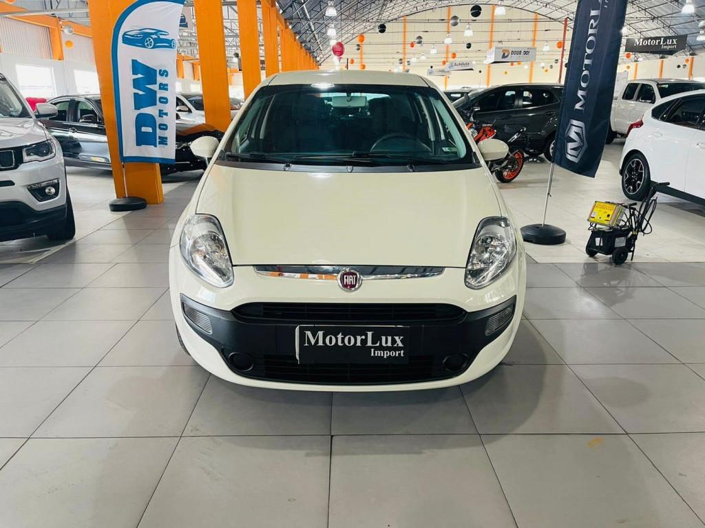 Imagem do veículo Fiat Punto Attractive 1.4 Flex Mec.