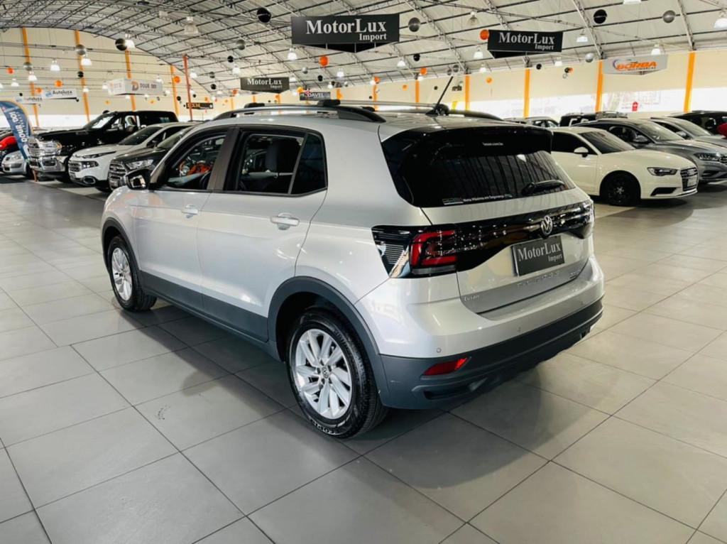 Imagem do veículo Volkswagen Tcross Tsi Ad