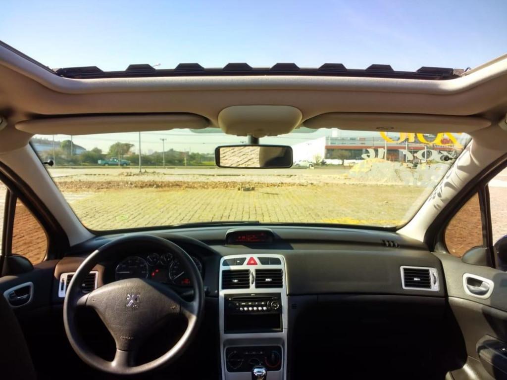 Imagem do veículo Peugeot 307 Sedan Presence Pack 2.0 16v Flex Tiptr. 4p