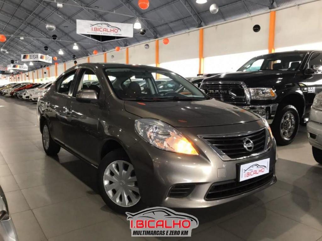 Nissan Versa 16sv Flex