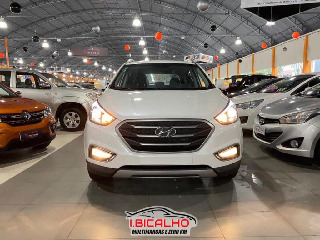 Imagem do veículo Hyundai Ix35 Gl 2.0 16v 2wd Flex Aut 2020