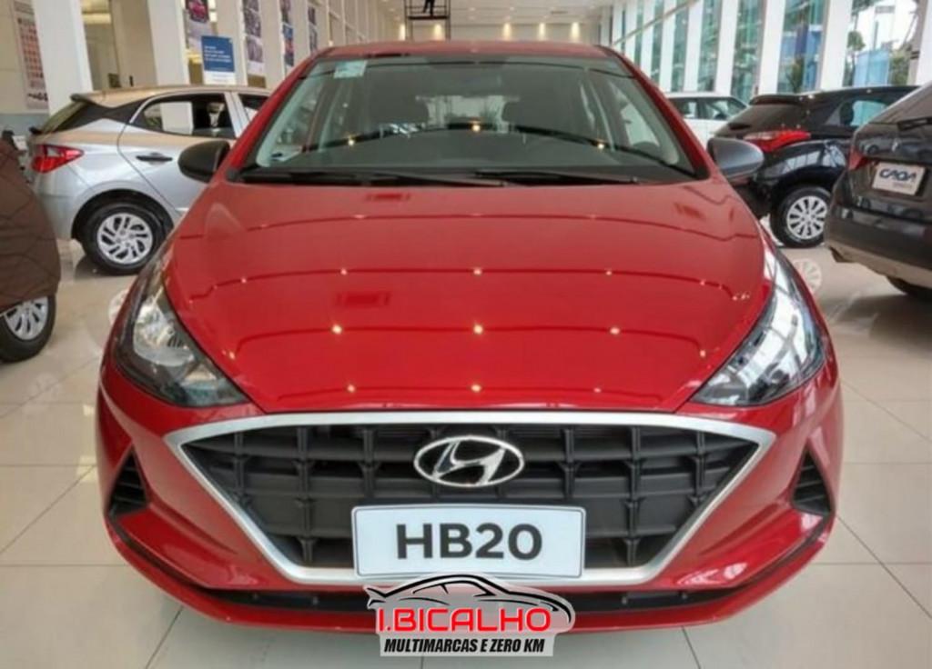 Imagem do veículo Hyundai Hb20 Sense 1.0 Manual