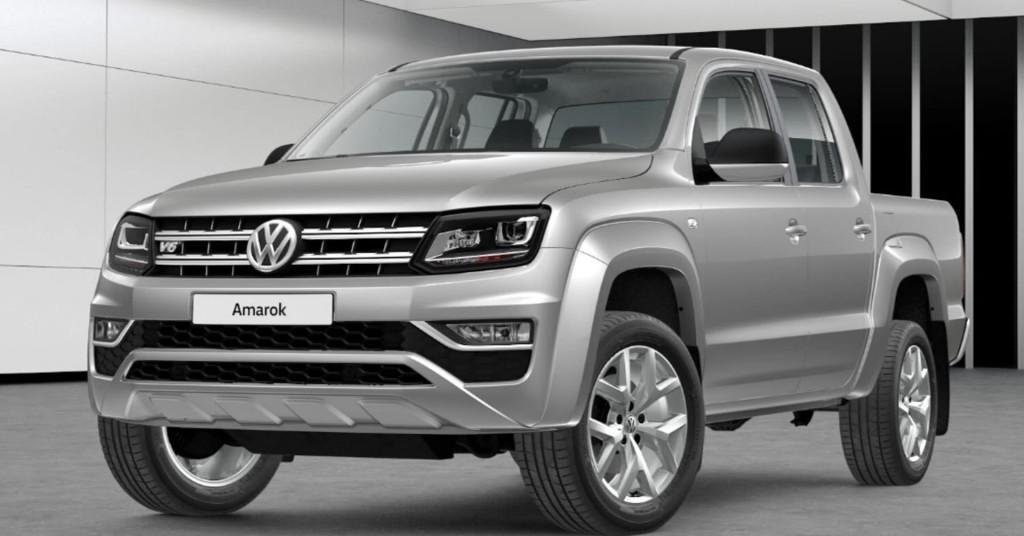 Imagem do veículo Volkswagen Amarok 3.0 V6 Tdi Highline Cd Diesel 4motion Automatico 2019