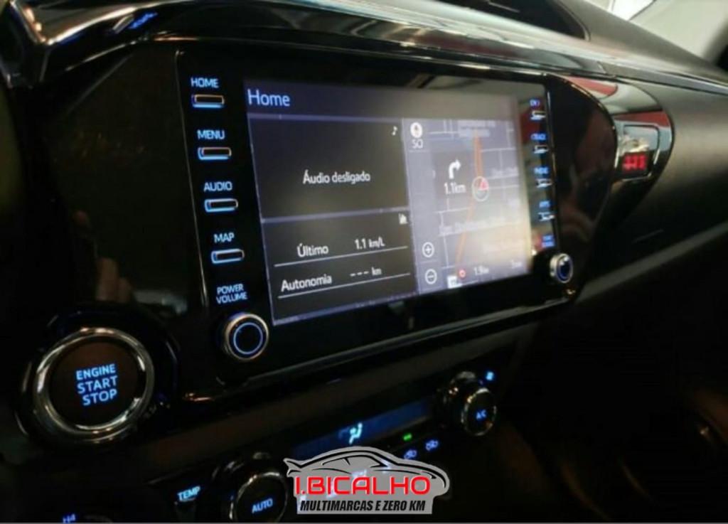 Imagem do veículo Toyota Hilux 2.8 Srv 4x4 Cd 16v