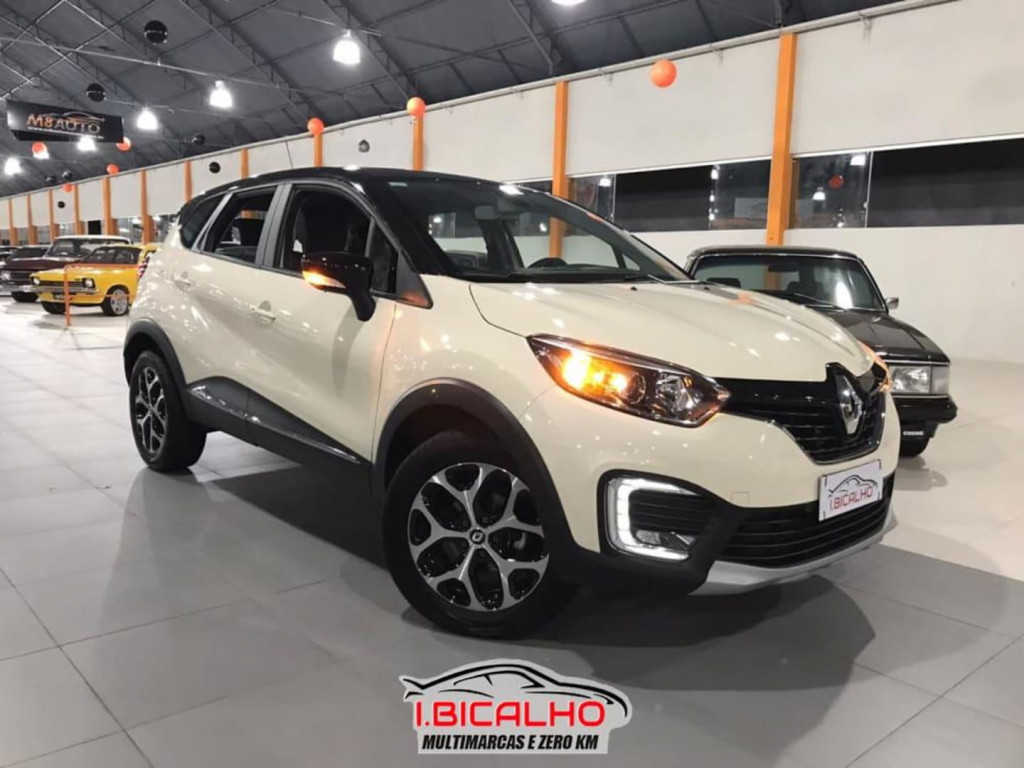 Renault Captur 1.6 16v Sce Flex Intense Xtronic