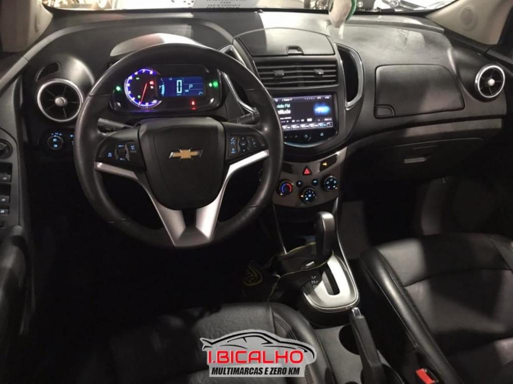 Imagem do veículo Chevrolet Tracker 1.8 Mpfi Ltz 4x2 16v Flex 4p Aut