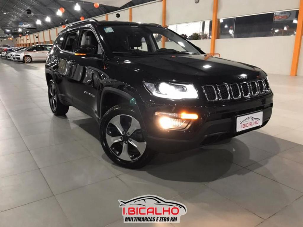 Jeep Compass Longitude 2.0 4x4 Dies. 16v Aut