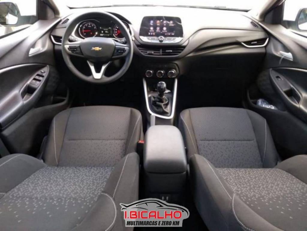Imagem do veículo Chevrolet Onix Lt 1.0