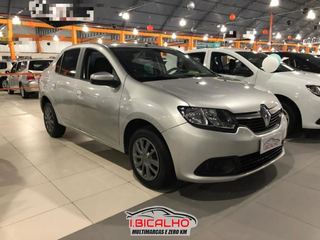 Renault Logan Expr 16 R