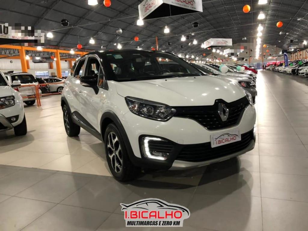 Renault Captur Intense 2.0 16v 5p Aut