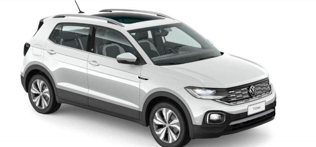 Volkswagen Tcross 250 Tsi Highline Aut