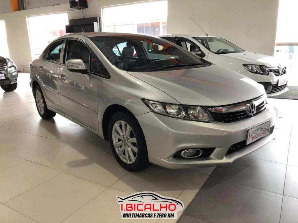 Honda Civic Lxr 2.0 16v Flex Aut.
