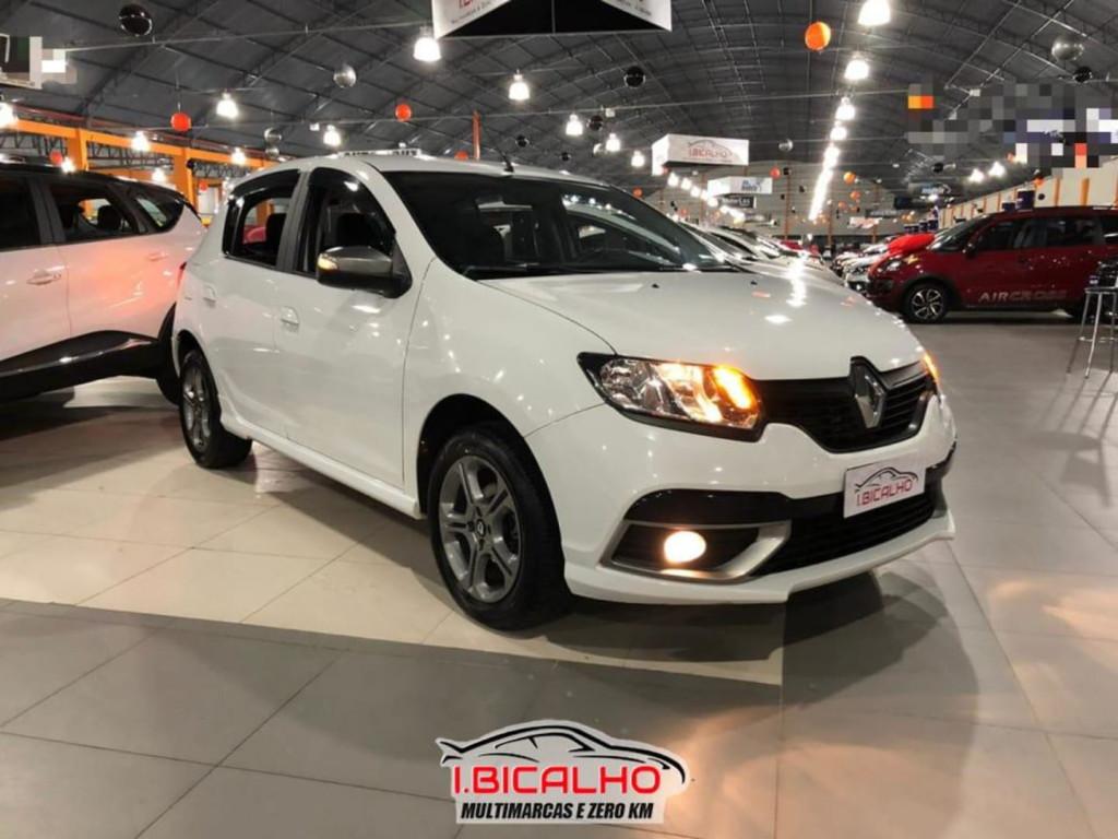 Renault Sandero 16gtline