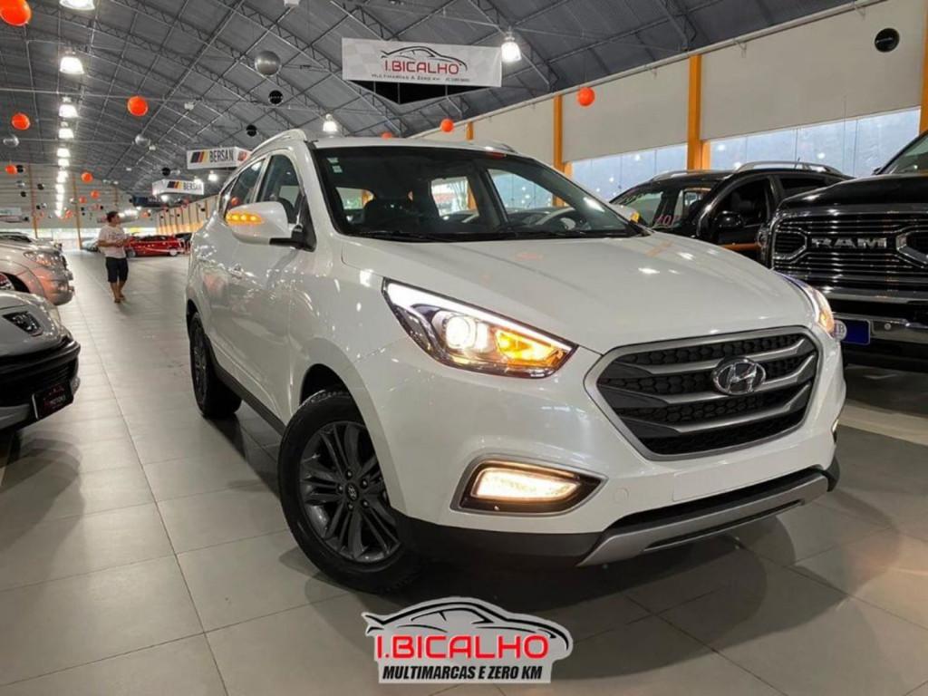 Hyundai Ix35 Gl 2.0 16v 2wd Flex Aut 2020