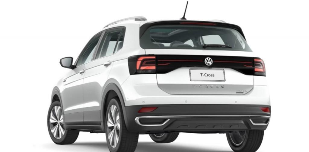 Imagem do veículo Volkswagen Tcross 250 Tsi Highline Aut