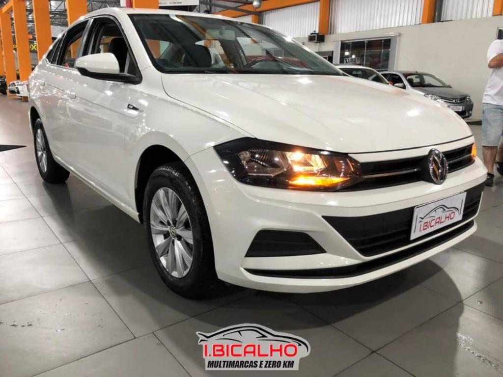 Volkswagen Virtus 1.6 Msi Flex 16v 5p Mec