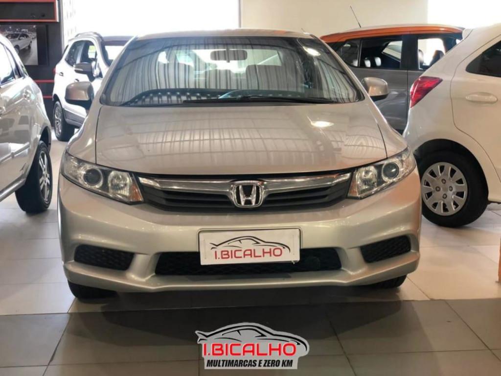 Imagem do veículo Honda Civic Lxs