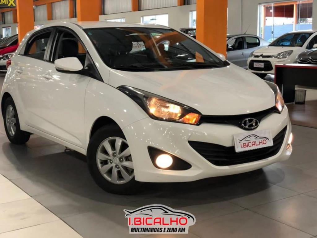 Hyundai Hb20 Comfort Style 1.6 Flex 16v Aut.