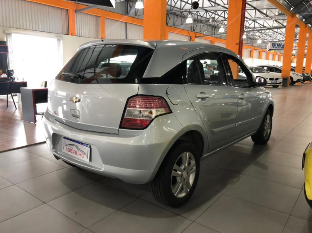 Imagem do veículo Chevrolet Agile Ltz