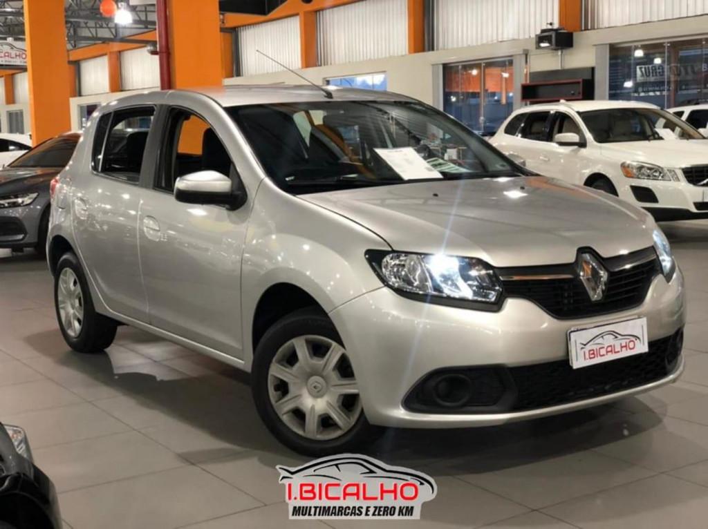 Renault Sandero Exp 16 Sce