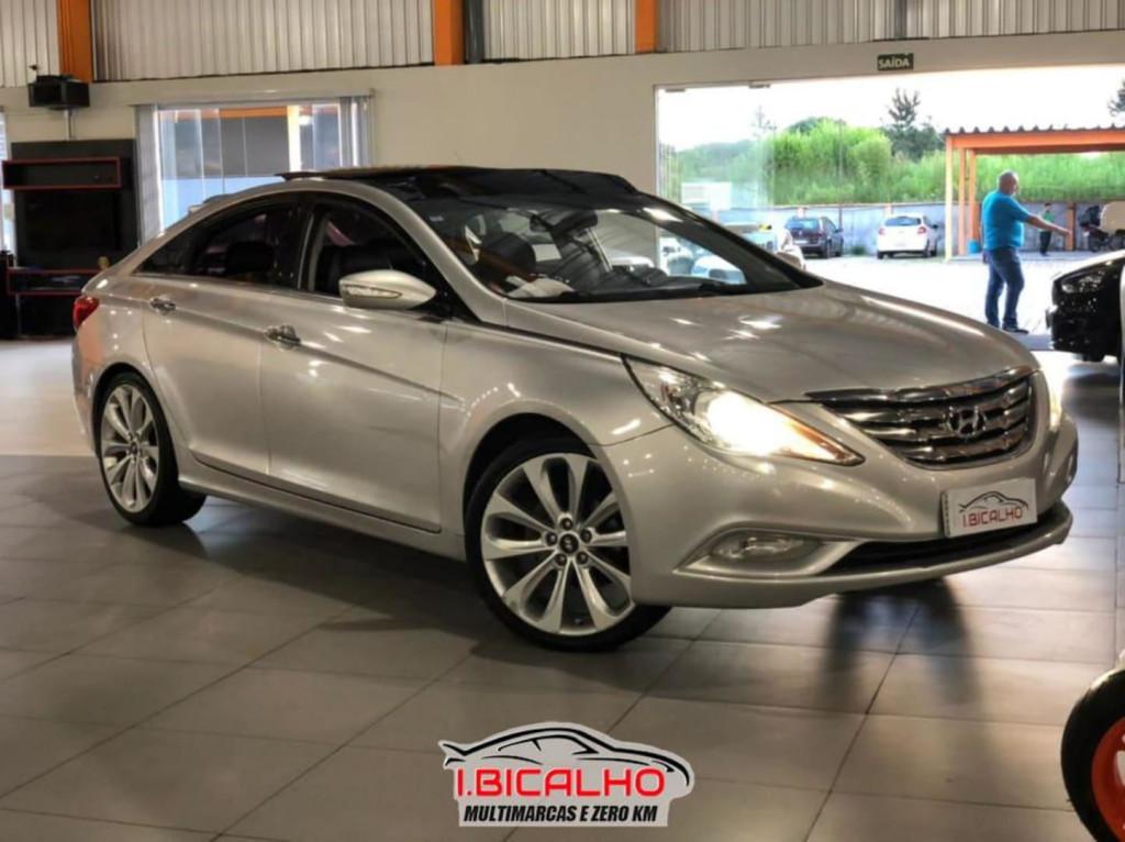 Hyundai Sonata 2.4 16v 4p Aut Gas