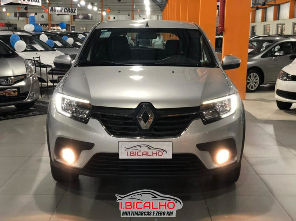 Imagem do veículo Renault Sandero Intense 1.6 Cvt Xtronic