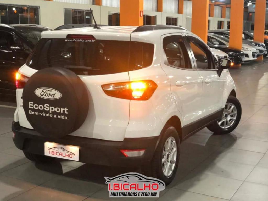 Imagem do veículo Ford Ecosport 1.5 Se Mec