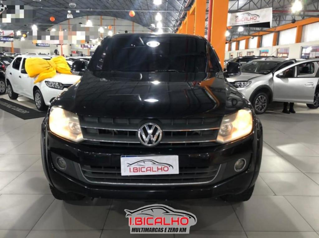 Imagem do veículo Volkswagen Amarok 2.0 Highline 4x4 Cd 16v Turbo Intercooler Diesel 4p Aut
