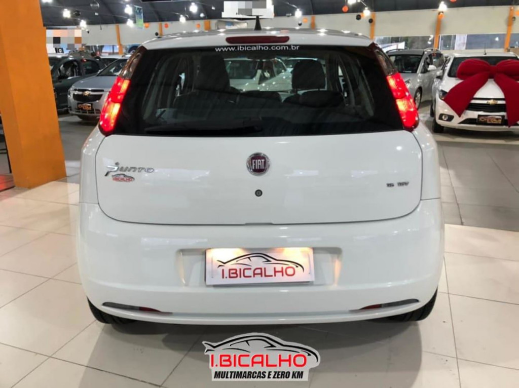 Imagem do veículo Fiat Punto Essence 1.6 Dualogic.