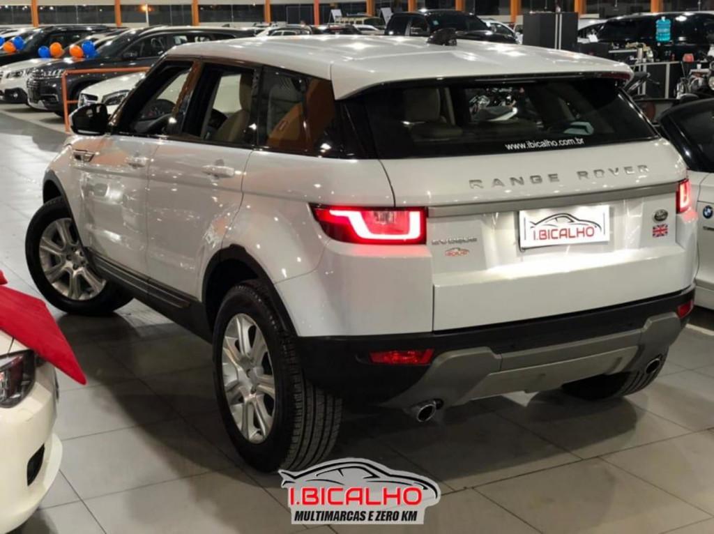 Imagem do veículo Land Rover Range Rover Evoque Prestige 2.0 Aut 5p