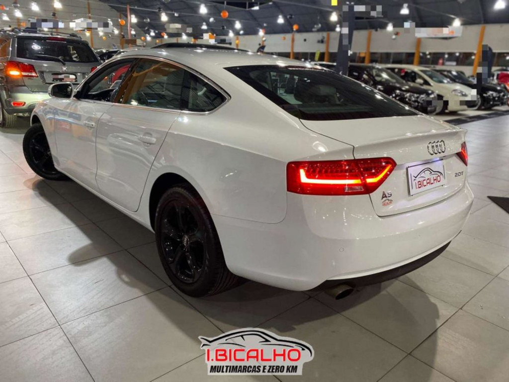 Imagem do veículo Audi A5 1.8 Tfsi Sportback Ambiente 16v