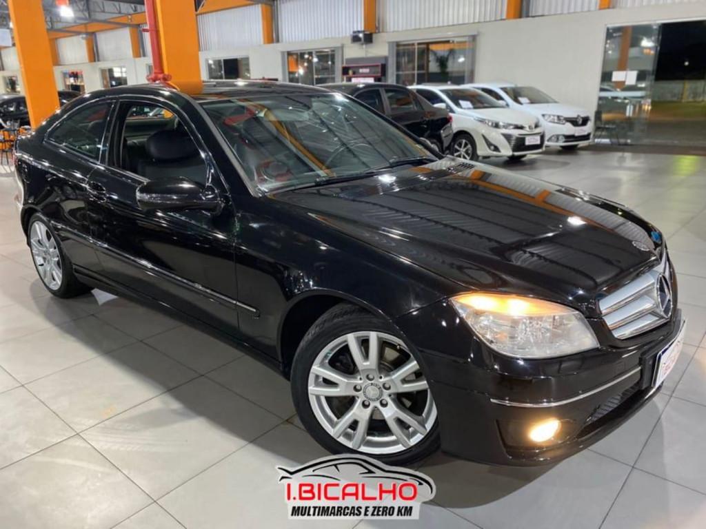 Mercedesbenz Clc 200 Kompressor 1.8 184cv Aut.