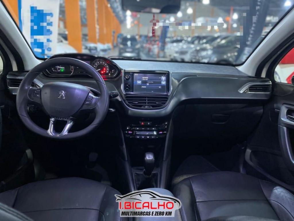 Imagem do veículo Peugeot 208 Griffe 1.6 Flex 16v 5p Mec