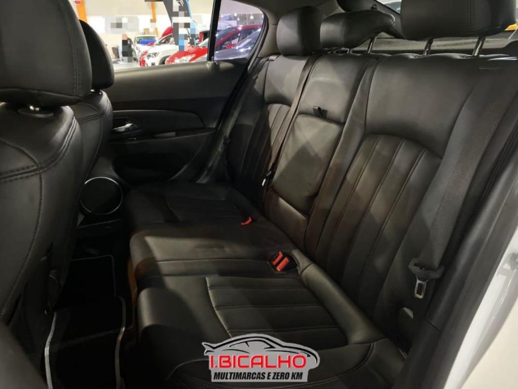 Imagem do veículo Chevrolet Cruze 1.8 Lt 16v Flex 4p Manual