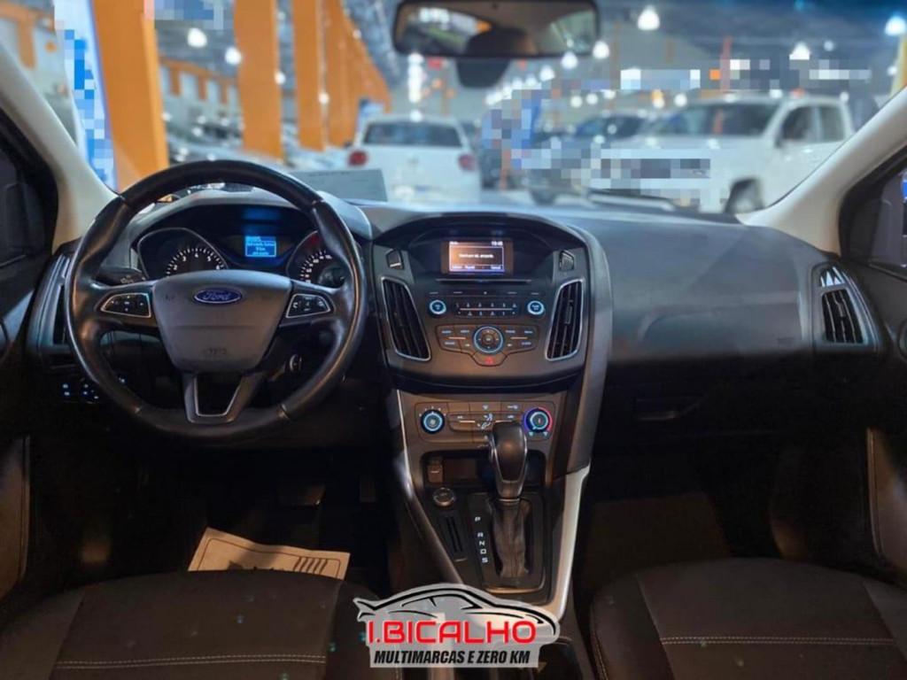 Imagem do veículo Ford Focus 1.6 Se 16v Flex 4p Powershift