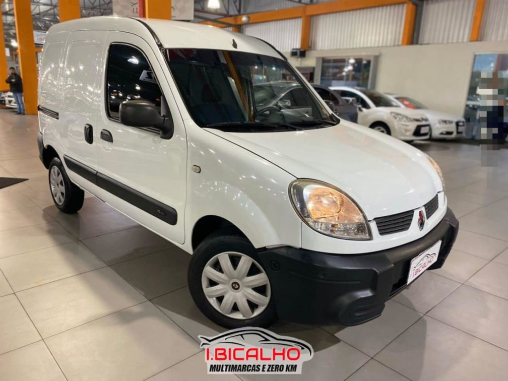 Renault Kangoo Express 1.6 16v Hiflex 4p