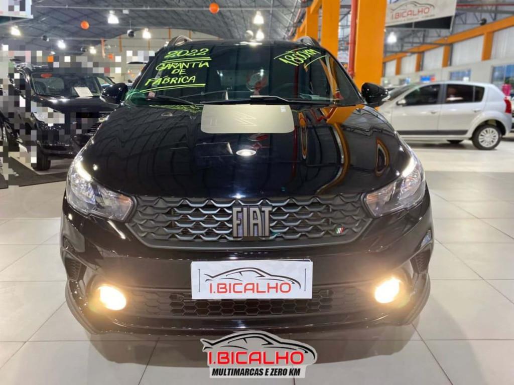 Imagem do veículo Fiat Argo Trekking 1.3