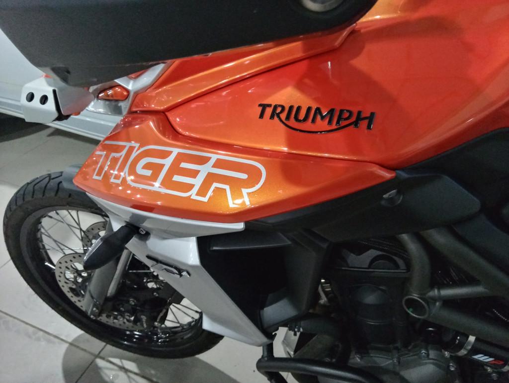 Imagem do veículo Triumph Tiger 800 XCa