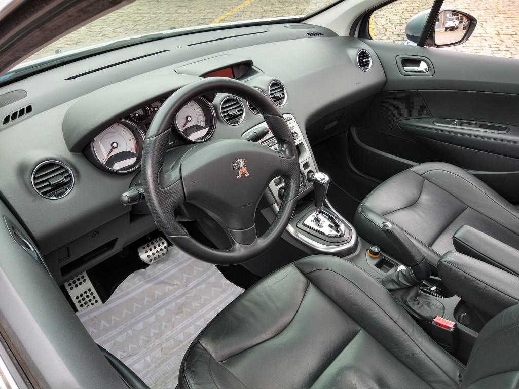 Imagem do veículo PEUGEOT 408 2.0 feline 16v flex 4p automatico