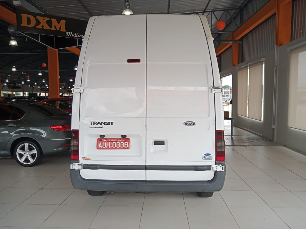 Imagem do veículo FORD TRANSIT 2.2 FURGÃO LONGO TURBO DIESEL 3P MANUAL